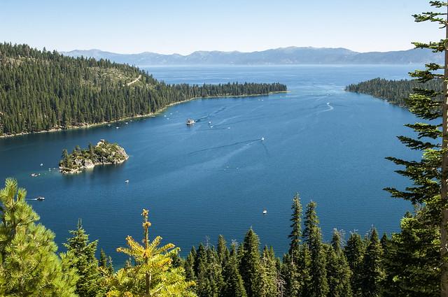 Emerald Bay - Lake Tahoe - DSC_4485-PS-1