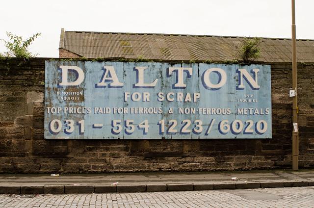Edinburgh (Leith), 8.7.2012
