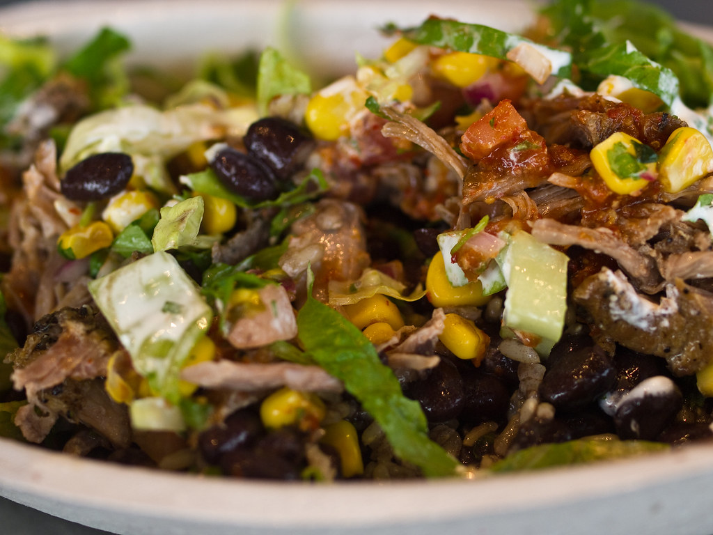 Chipotle | Burrito Bowl | Alan C. | Flickr