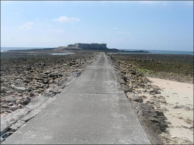 Fort on Longs Bay, Alderney
