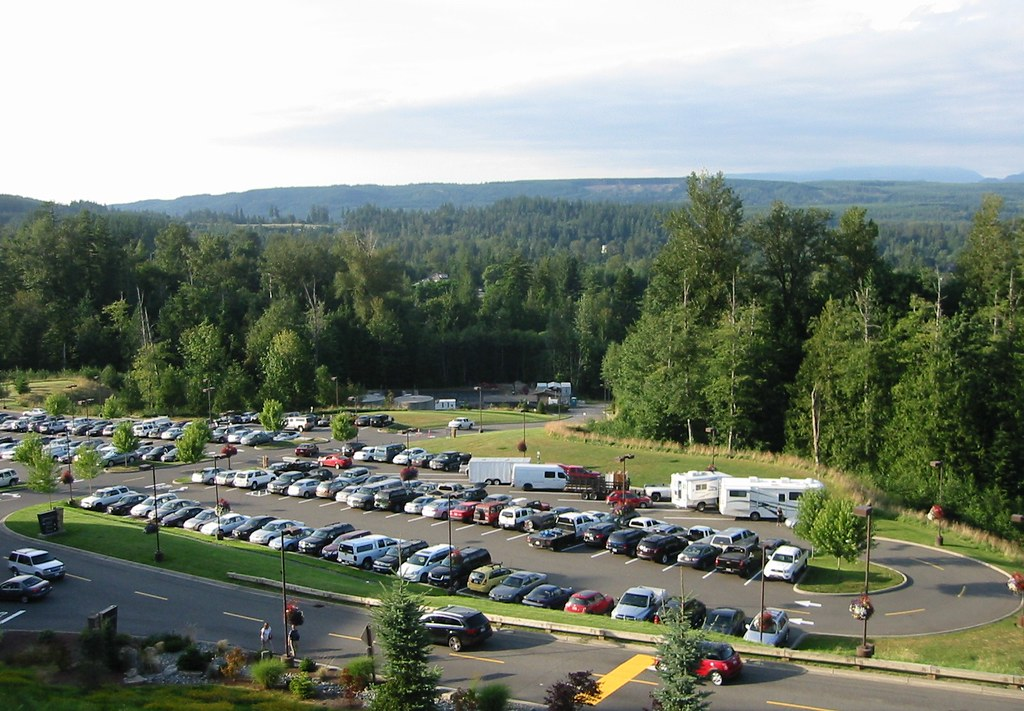 Snoqualmie Casino Parking - Aug 9, 2012 | For Roger Hodgson