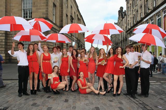 Edinburgh Fringe Festival 2012: Funny Thing Happened On the Way to the Forum