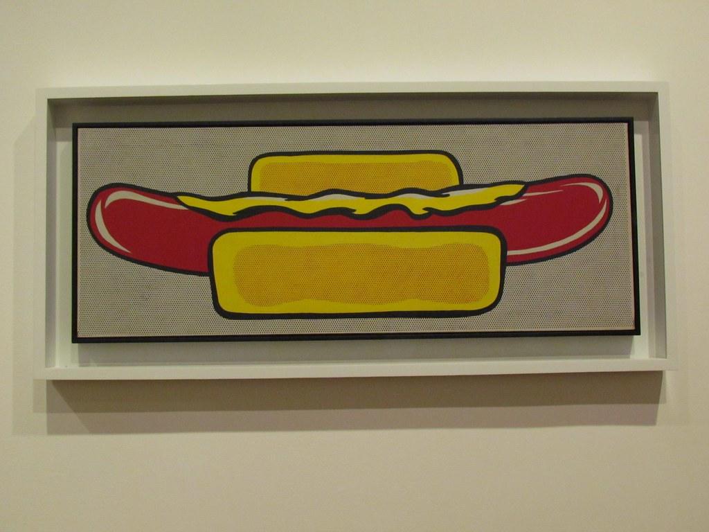 Roy Lichtenstein, Still Life with Red Jar, 1994