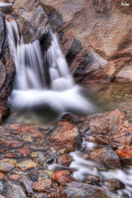 HDR - Minicascada del Tarter - Andorra