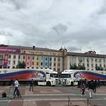 caravan-russia-ulan ude-trucks