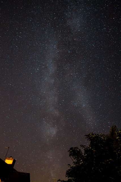 Milky Way From Oxfordshire 26/08/16
