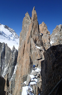 Party on Diable Arete | by Masa Sakano