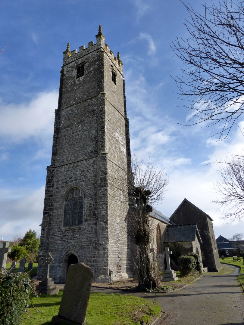 St Mary's, High Bickington - Jonathan Rhind