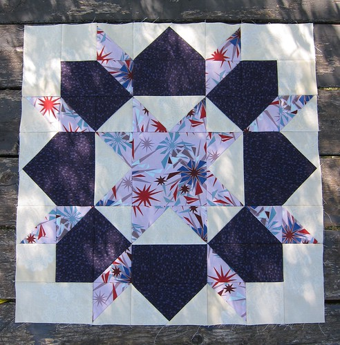 P & B Swoon Block 7 | by Everyday Fray