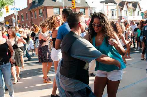 Salsa on St. Clair | by Ping Foo