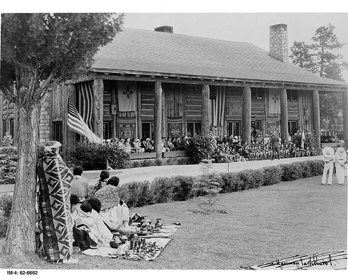 1942 Fuller Lodge