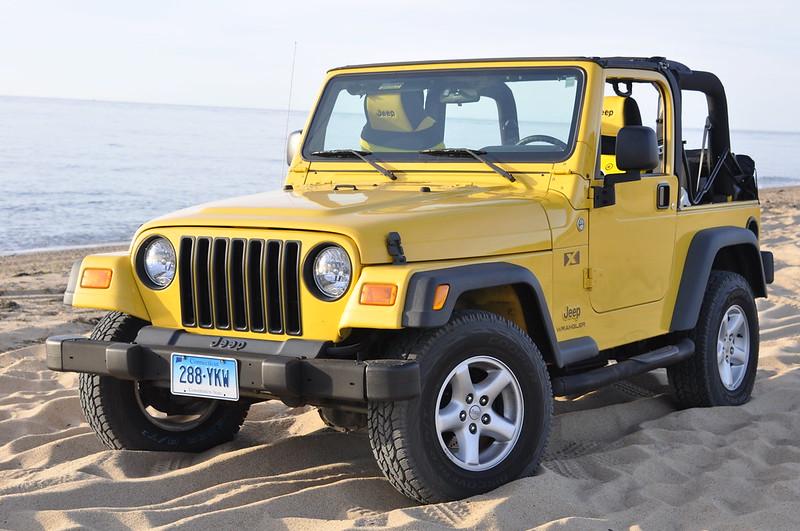 Cori's Jeep