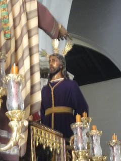 Nuestro Padre Jesus ante Anas