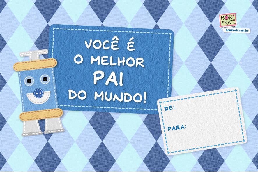 Cartao Dia Dos Pais Para Imprimir Um Mimo Criado Espec Flickr
