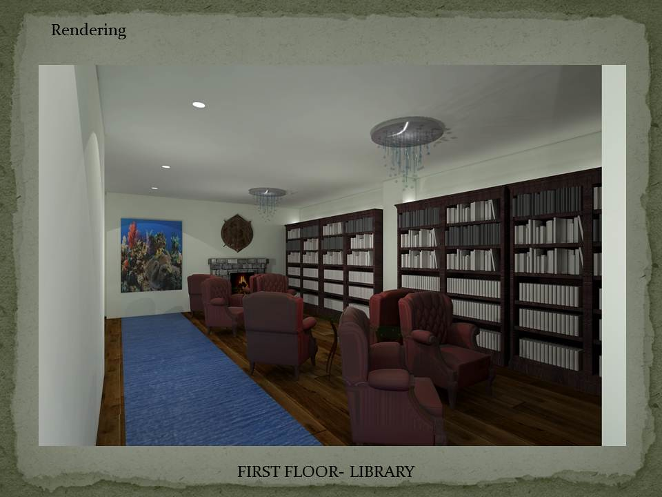 Kristen klein interior design bfa thesis harrington - Harrington institute of interior design ...