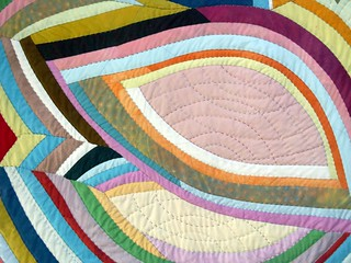 RGB Modern - quilting detail | by daintytime