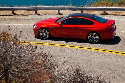 2013_BMW_M6_Coupe...18 Photo