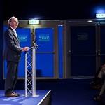 Chris Mullin | Former MP Chris Mullin talks to a sold out audience