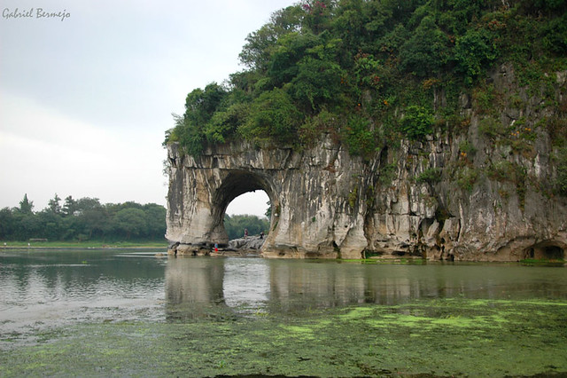 Colina de la Trompa de Elefante - Guilin