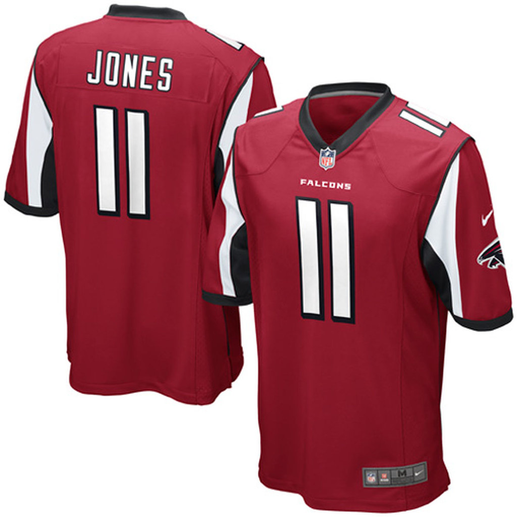 cheap for discount 9e7cf 986a7 Julio Jones WR Falcons #11 | Cheap NFL Elite Jerseys | Flickr