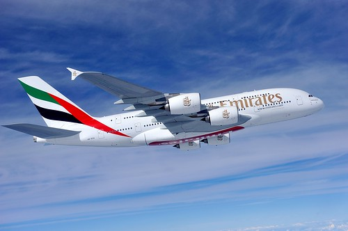 Emirates A380 | by Traveloscopy