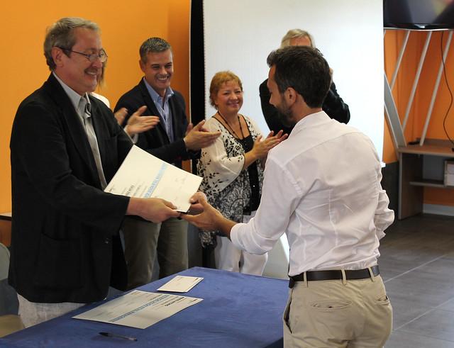 Consegna Diplomi I Edizione IDRM