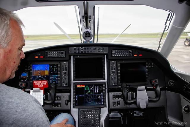M-HARP - Flightdeck