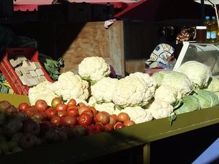 Turkey - Altinkum - Market - Vegetable Stall 2