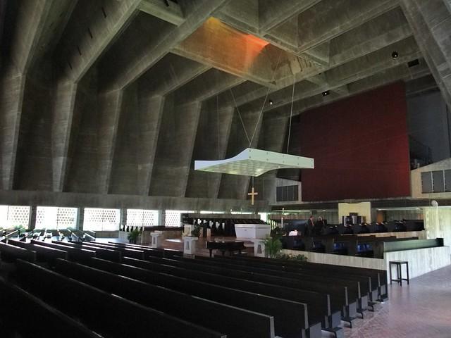 Abbey Church, St. John's Abbey, Collegeville, MN