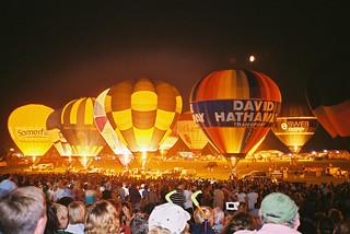 Bristol International Balloon Fiesta 07-08-2003