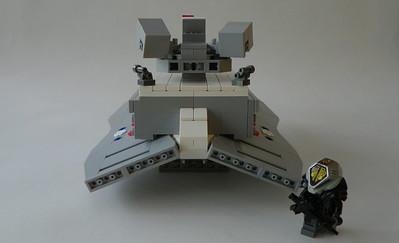 "JACB Drone 783b Tank ""Dorry"" 04"