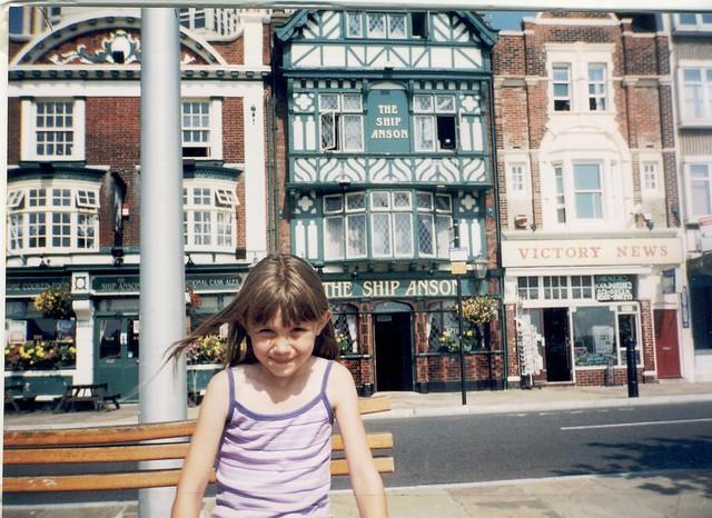 Chloe. Portsea Portsmouth