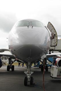 Aeroflot SSJ100 G. Benkunsky MSN 95016 | by SuperJet International