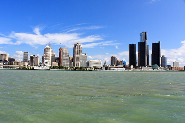 Another Country's View of Detroit