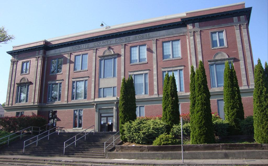 Cowlitz County Courthouse (Kelso, Washington) | The Cowlitz