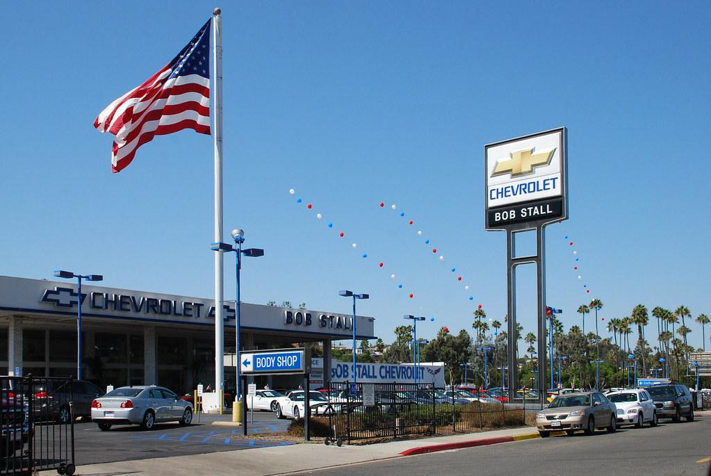 Bob Stall Chevrolet Long Time Chevrolet Dealership In La M Flickr