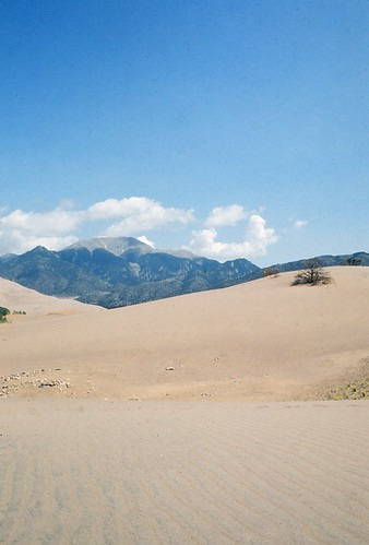 Colorado   -   Great Sand Dunes   -    28 May 1972 | by Ladycliff