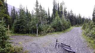 Big Elbow PRA -Big Elbow Backcountry Campground - Entrance to Campground | by Alberta Parks