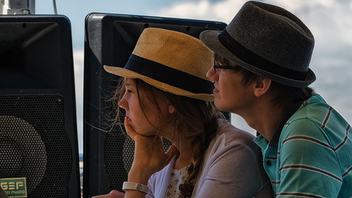 Hats, Music And Wind