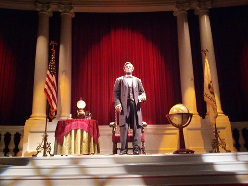 The Robot,, Great Moments with Mr Lincoln, 2, Disneyland, Anaheim, California, USA | by gruntzooki
