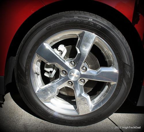 Wheel - 2012 Chevrolet Volt Photo