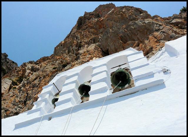 Hozoviotissa Monastery - Amorgos