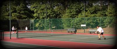 Day 221 - The Joy of Tennis
