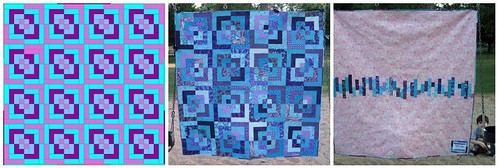 CotFW, Round 1  - From EQ to Quilt | by Grey Cat Quilts