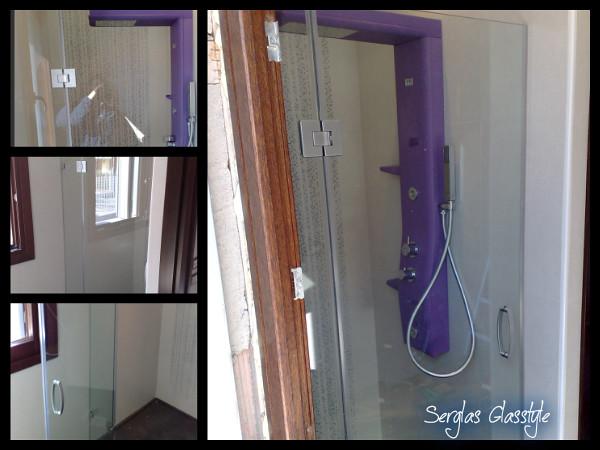 Serglass Vetro Porte Cristallo Glasstyle Su Misura Prezzi Flickr
