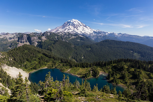 Tolmie Peak, Mount Rainier National Park | by Jonathan Miske