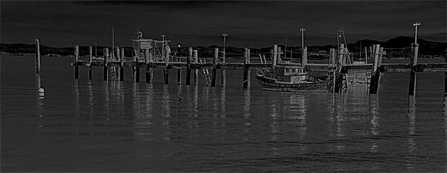 NIght Pier ...