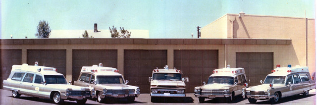 Eugene-Springfield Ambulance Service (Antecedent to MSI - Medical Services Incorporated)