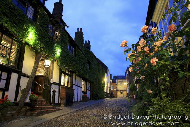 Rye, East Sussex | Blue Hour