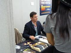 Nicholas Lea LFCC 2012